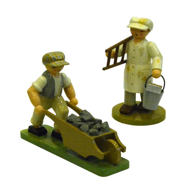 Die Handwerker handwerker der firma wendt kühn